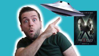 Popcorn en série Épisode 2 – The x-Files