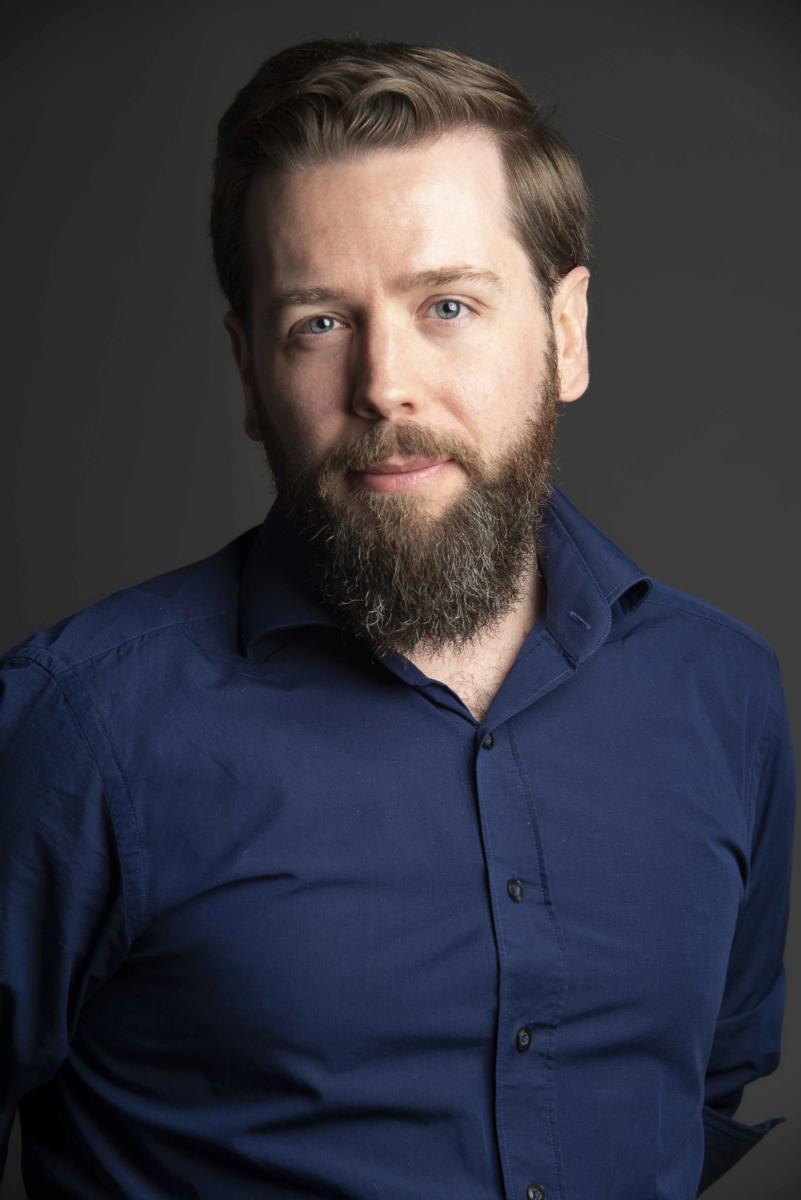 Portrait Florian Hillion